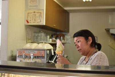 東神楽町 旭川空港 田村ファーム アイスクリーム