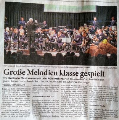 Artikel: Aachener Zeitung 11.5.2018 - Artikel zum Vergrößern einfach anklicken.