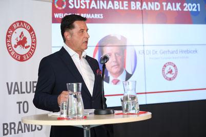 Gerhard Hrebicek, European Brand Institute