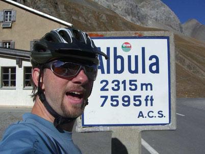 Bild:Fahrrad,David Brandenberger,d-t-b.ch,d-t-b,Velofahrt,Albulapass,