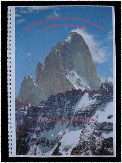 Bild:Reisebericht,Südamerika,Antarktis,Fitz Roy,
