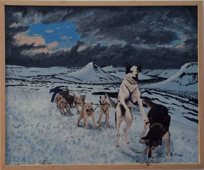 Bild:d-t-b.ch,d-t-b,David Brandenberger,Ausstellung,Müller Treuhand,Ölbild,Oilpainting,Go!,