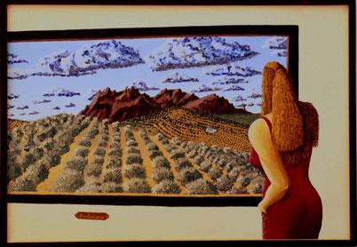 Bild:d-t-b.ch,d-t-b,David Brandenberger,Ausstellung,Müller Treuhand,Ölbild,Andalusia,