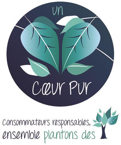 Logo Un Coeur Pur