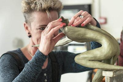 Elise Coenen Sculptor