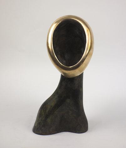 Head of bronze