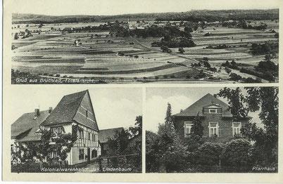Ansichtkarte aus dem Jahre 1940