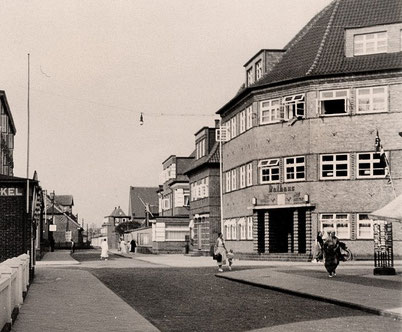 1933 , Rathaus , Post , Haus WORCH ....