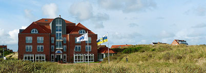 Seehotel Juister Hof , heute