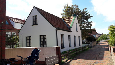 ehemaliges Haus der Familie EXTRA