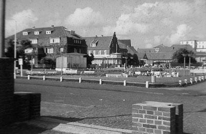 Kurplatz 1957 , --©M. HF. Müller--