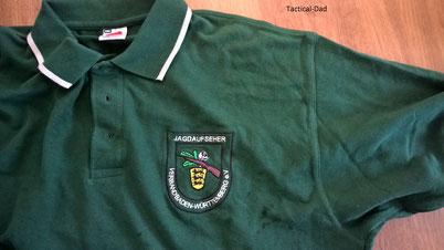 """Da Grün/Rot in Baden-W. die Jagdaufseher abgeschafft haben gibt es auch den """"Jagdaufseher-Verband"""" nicht mehr."""