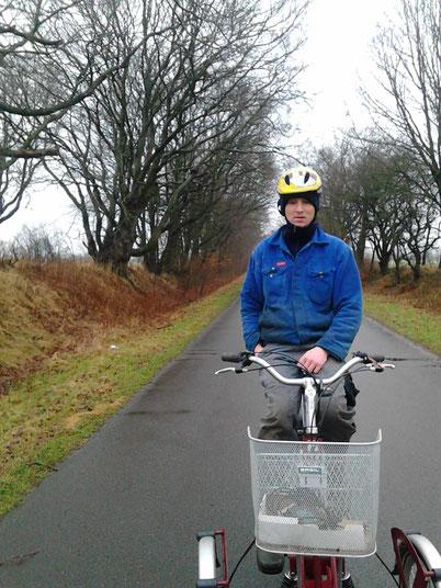 Behindertenferien mit Rad