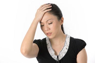 辛い頭痛もしっかり対処いたします 江坂・山本鍼灸院
