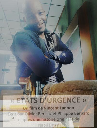 Tournage téléfilm ETATS D'URGENCE FR2 2019