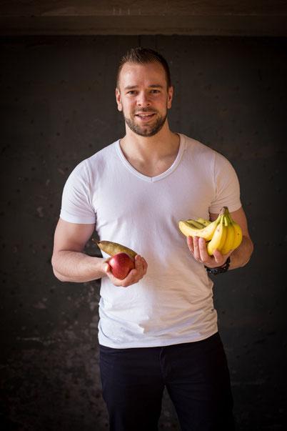 Ernährungsberater Benno Masemann
