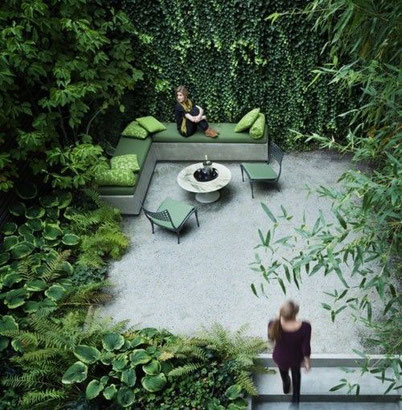 Jardin urbain