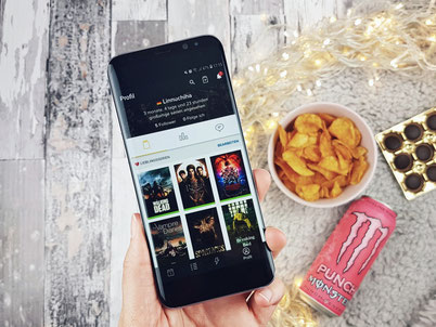 TV Time App - Linda Kess