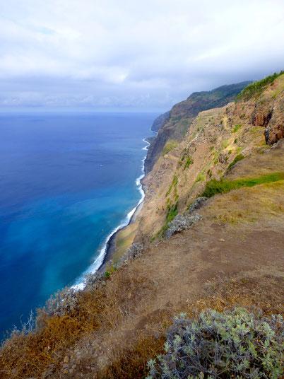 Madeira - Aussichtspunkt in Cabo