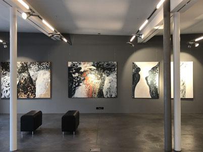 Kunstausstellung Marianne Klein, Wädenswil, Oktober 2019
