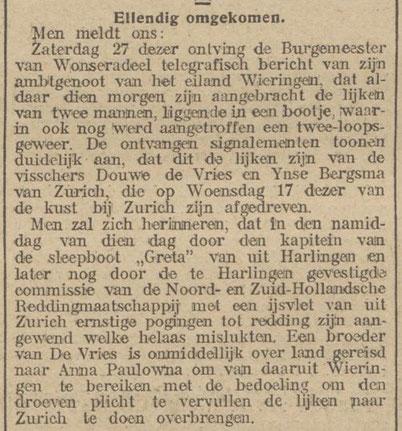 Nieuwsblad van het Noorden 29-01-1912
