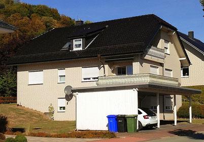 Verwaltungsobjekt der Zebra Hausverwaltung in Bad Driburg
