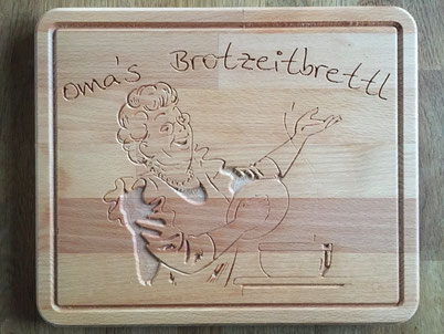 Brotzeitbrett Granny 22,99€