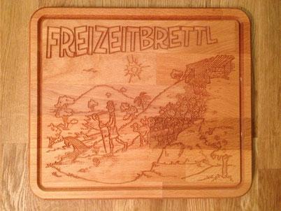 Brotzeitbrett Schäfer 24,99€
