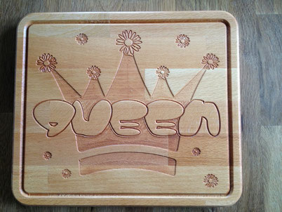 Brotzeitbrett Queen 24,99€