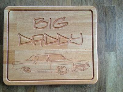 Brotzeitbrett Big Daddy 19,99€