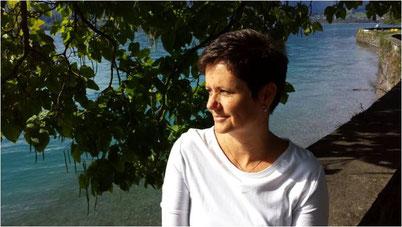 Valérie Hoffmann, Shiatsu Therapeutin, Praxis Shiatsu Lotus in Flüh, Baselland