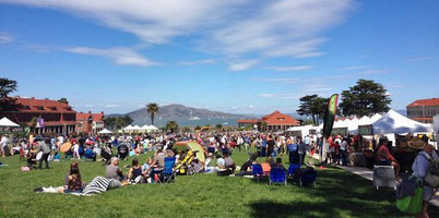 OFF THE GRID Picnic in the Presidio
