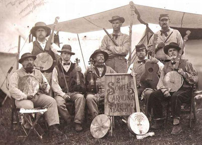 South Carolina String Band / foto archivo