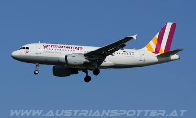 Germanwings 1996 - 2020