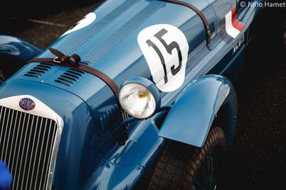 Delage D6 Course de 1946.