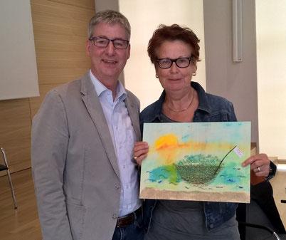 Andreas Klenke und Renate Wienczny