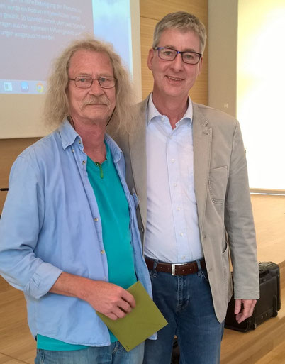Hans-Peter Faber und Andreas Klenke