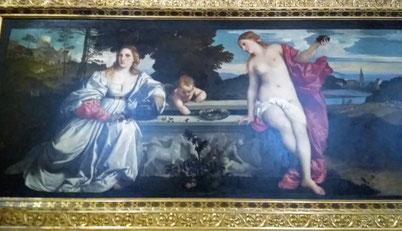 экскурсия в галерею Боргезе