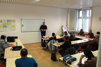 Unterricht in der Klasse