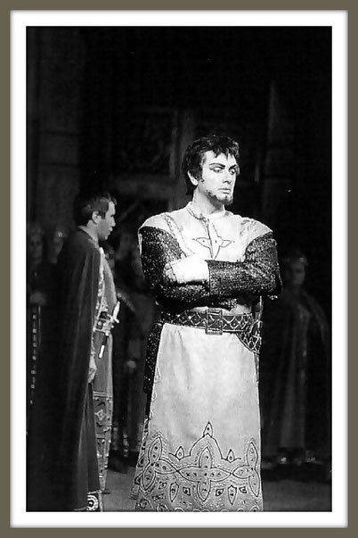 Arrigo - LA BATTAGLIA DI LEGNANO - con E. Bastianini - di G. Verdi - (Milano 1961)