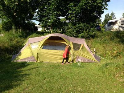Prêt à camper 4 personens
