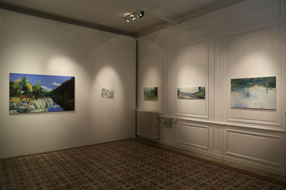 Vue de l 'exposition