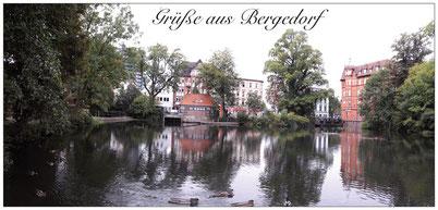 A2 Schlossteich Bergedorf Panorama