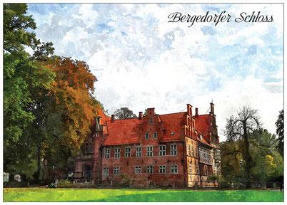 222 Bergedorfer Schloss Kunst