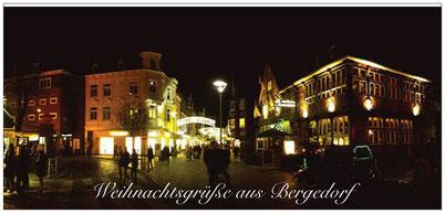 A9 Bergedorfer Weihnachtsgruß
