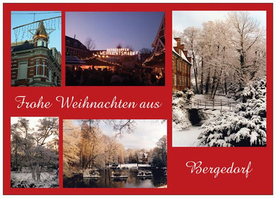 88 Bergedorfer Weihnachtsbilder