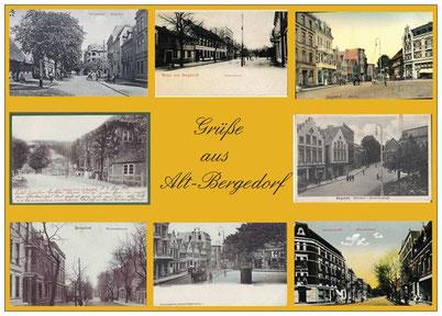86 Grüsse aus Alt-Bergedorf