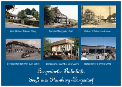 63a Bergedorfer Bahnhöfe