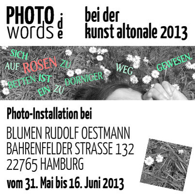 www.photowords.de @ kunst altonale