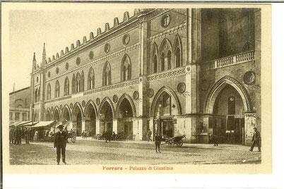 Ferrara Palazzo di Giustizia